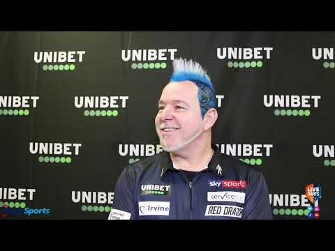 """Peter Wright: """"There'll be ups and downs in the Premier League, it's a long, hard slog"""""""