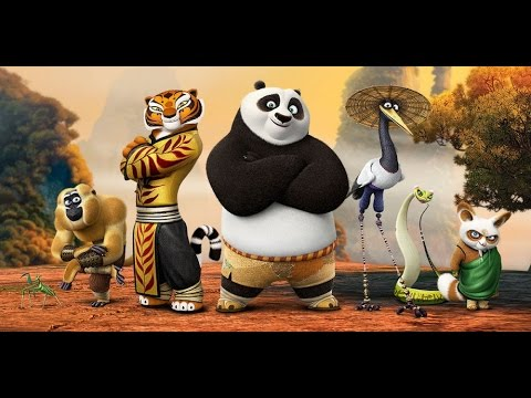 Download Kung Fu Panda Dublat in Romana