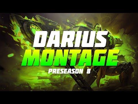 Darius Montage - Preseason 8