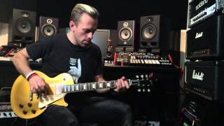 Blondie's Guitarist Tommy Kessler plays One Way Or Another