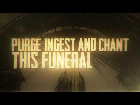 The Kennedy Veil - Godslaughter(OFFICIAL LYRIC VIDEO)