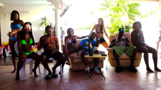 DJ Ken feat. MaGiC, Politik Nai, Elvys & Diamond - Celo Hollidays Dance Riddim [Clip Officiel]