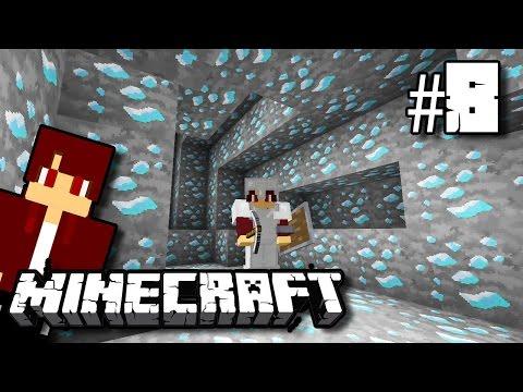 Ayeeah! Berburu Diamond - Minecraft Survival Indonesia #8