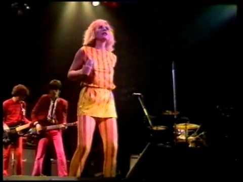 Blondie - Heart Of Glass - Apollo, Glasgow December 1979