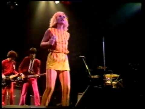 Blondie - Heart Of Glass - Apollo, Glasgow December 1979