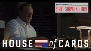 "Editor Cindy Mollo, ACE Discusses Editing an Extremely Intricate Scene from ""House of Cards"""