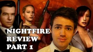 James Bond 007 Nightfire Review: Part 1