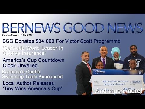 "Bernews ""Good News"" Sunday Spotlight, Feb 19 2017"
