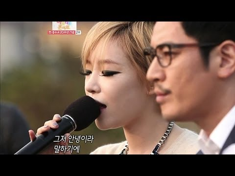 Bobby Kim&Gain - Let me say Goodbye, 바비킴&가인 - Let me say Goodbye