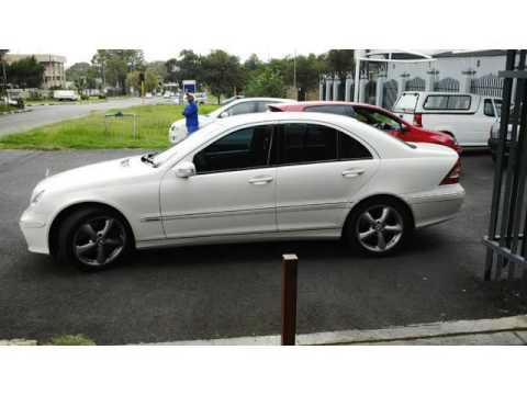 2005 Mercedes Benz C Class C180 Kompressor Sportpack A Auto For Sale On Auto Trader South Africa