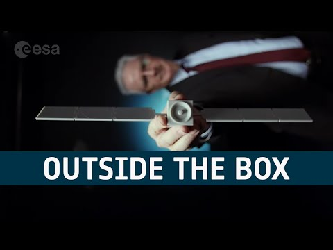 Paolo Ferri on Thinking Outside the Box | ESA Masterclass