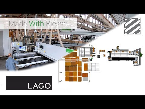 Made With Biesse - LAGO, A Partnership In The Name Of Design.