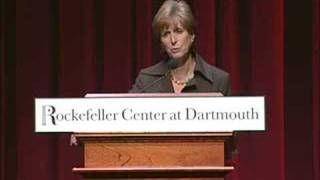 Nelson Rockefeller: Still Influencing People, Christine Todd Whitman