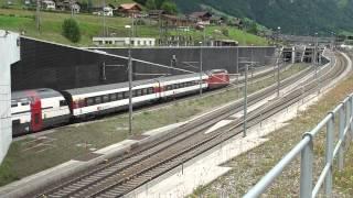 Popular Videos - Lötschberg & BLSカーゴRe485形電気機関車