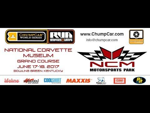 ChumpCar World Series Live Stream - Racing Radios NCM Grand Course Enduro June 27-28, 2017