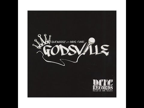KRS-One & Showbiz - 'Godsville' (2011) [Full Album]
