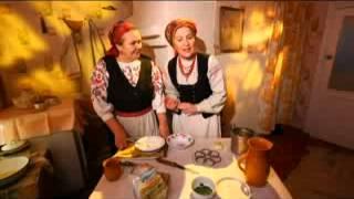 Белорусская кухня. Лечаная рыба. Подколодка