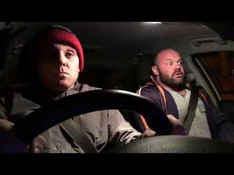 Carpool Karaoke didn't go quite how I planned