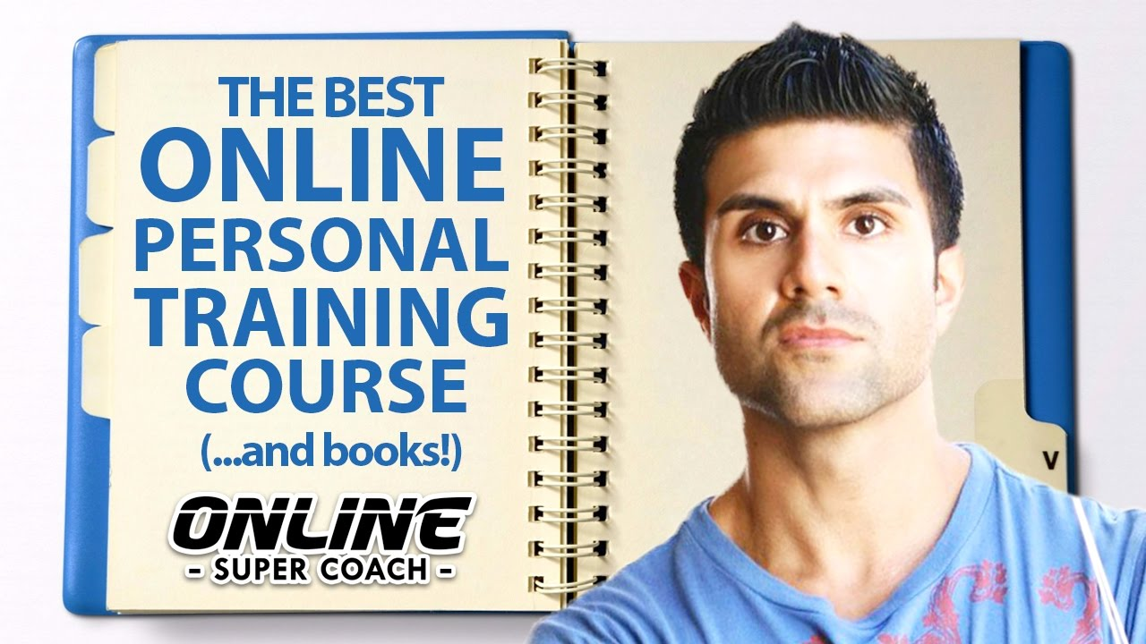 The Best Online Personal Training Course And Books Youtube