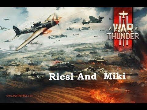 War Thunder (Live) Hun részlet