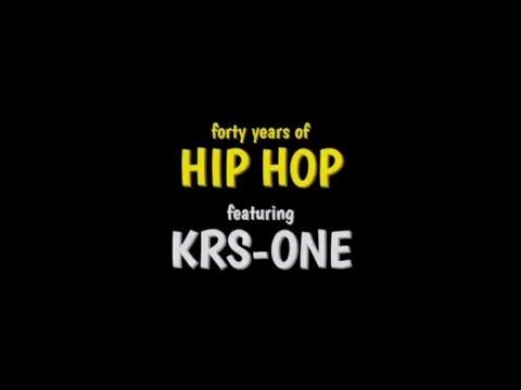 40 years of Hip Hop by KRS (Subtítulos en español)