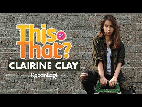 Clairine Clay - Antara Cowo Pintar Dan Bau Badan