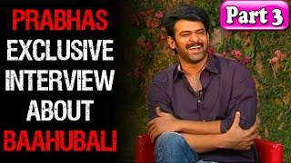 Baahubali Prabhas: Video Leakage Controversy was Painful | Exclusive Interview | Part 3 thumbnail
