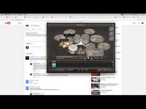Ezdrummer download