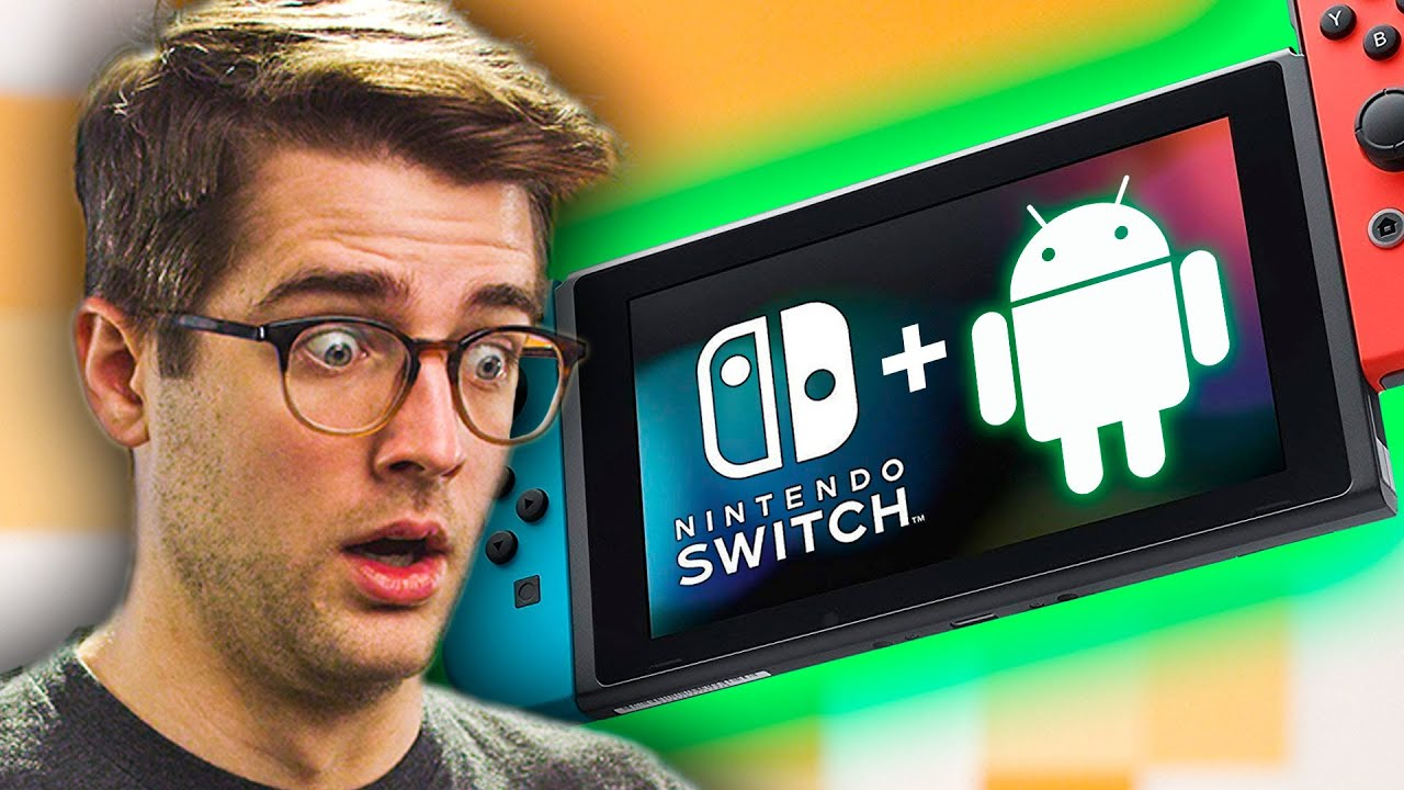 Android on Switch is… AWESOME!?
