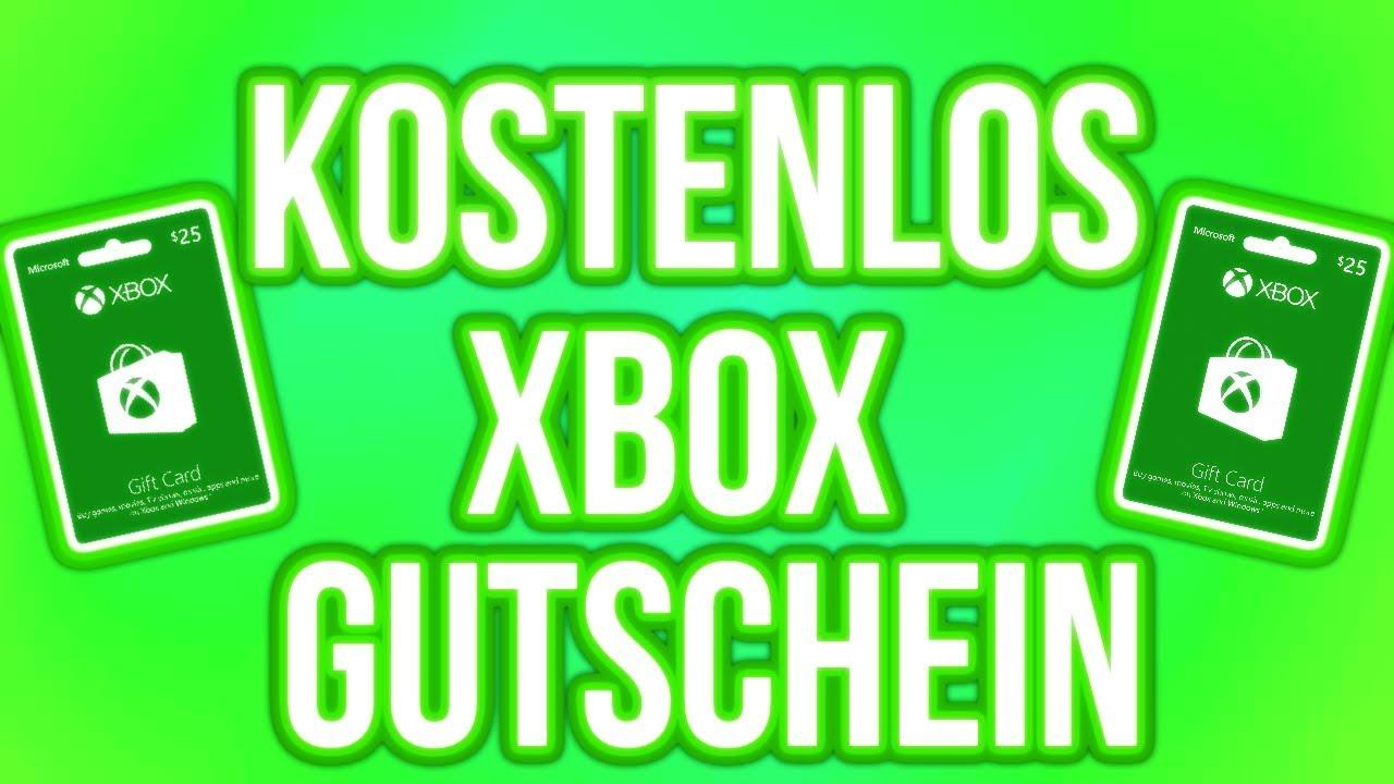 Xbox live gold kostenlos code deutsch 2018