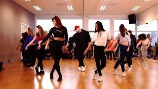 6ix9ine - Kika ft. Tory Lanez choreography