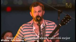 Kings of Leon - Wait for me (Subtitulada en Español)