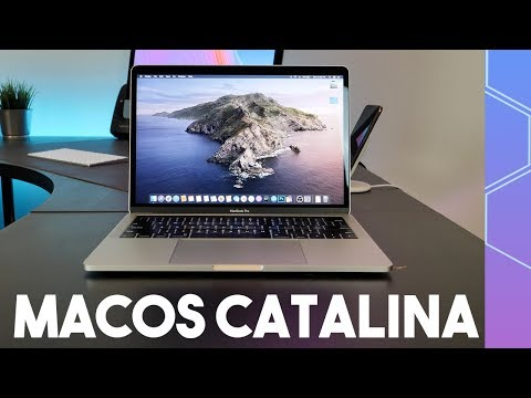 macOS Catalina first look!