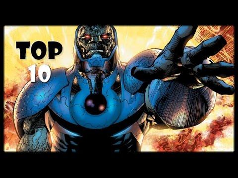 Los 10 mejores villanos de DC comics - TOP 10