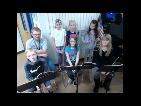 Lincoln School of Science and Technology Morning Announcements 11-17-17