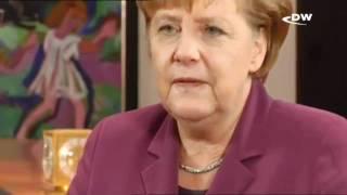 Ангела Меркель на YouTube