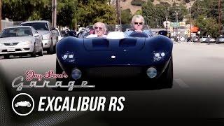 Excalibur RS - Jay Leno's Garage