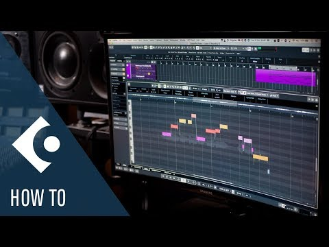 Steinberg Cubase Pro 10 (download)   Sweetwater
