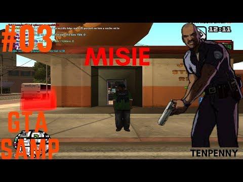 GTA SAMP - WTLS | TENPENNY | MISIE #03 | CZ/SK