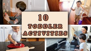10 Activities for Toddlers WHI…