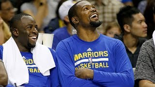 """Kevin Durant ROASTS Twitter Troll: """"You're a Piece of Sh*t"""""""