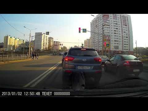 Видео ГИБДД-ДПС.РФ: ДТП 1
