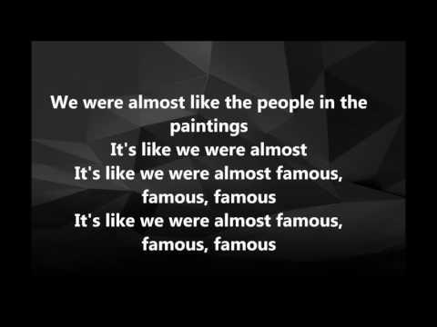 Noah Cyrus - Almost Famous (lyrics)