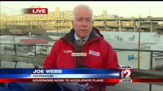 Plans To Save Costs For The Brent Spence Bridge Corridor Project
