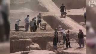 Iraq's Nimrud before it was destroyed by Isis | Guardian Wires