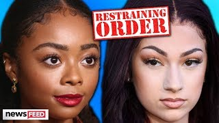 Gambar cover Skai Jackson Gets Restraining Order Against Bhad Bhabie!
