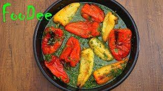 Маринованный перец ☆ Вкуснейшая закуска к мясу и картофельному пюре