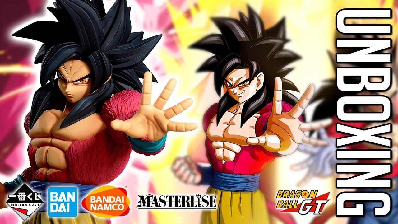 Details about  /Dragon Ball Figure Full scratch Super Saiyan 4 SON GOKU BANPRESTO