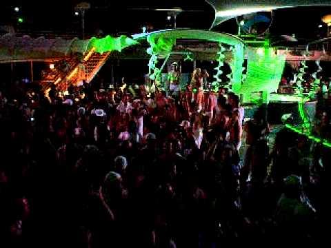 Atlantis Serenade of the Seas 2011 White Party.AVI