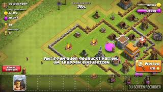 😱😱😱 so viele ramböcke clash of clans